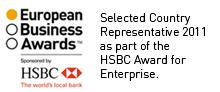 European Business Award for DATA d.o.o.